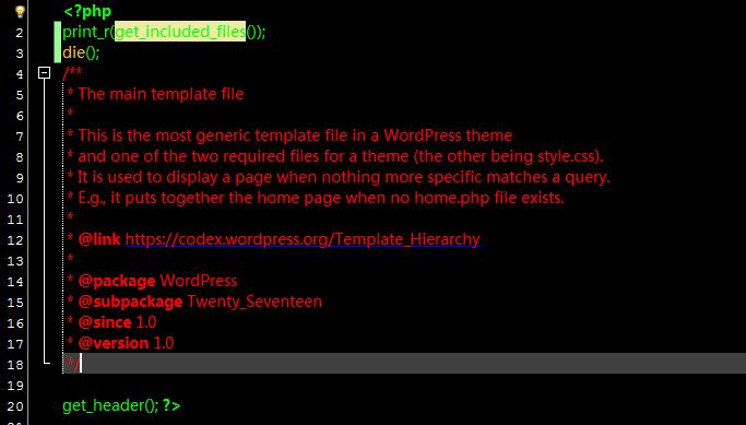 wordpress171文件